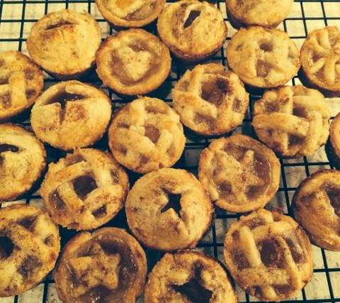 Mmmmmmini pies!
