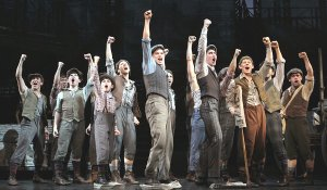 Newsies for life.