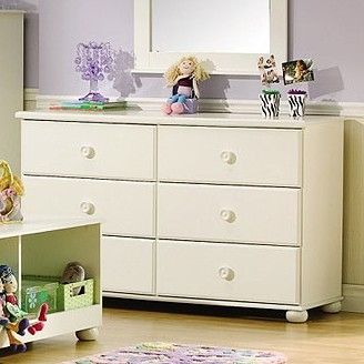 South Shore Sand Castle 6-Drawer Dresser from Wayfair