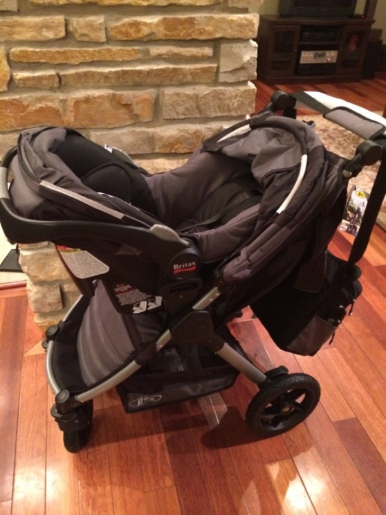 The BOB Motion Travel System! I love it.