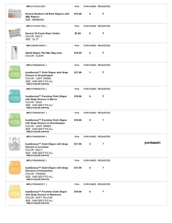 BuyBuy Baby Registry - Page 9