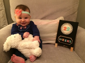 Twenty-Two Weeks Old