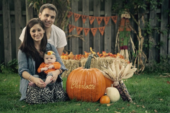 Pumpkin Fam Pic
